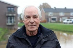 Albert de Jong, voorzitter